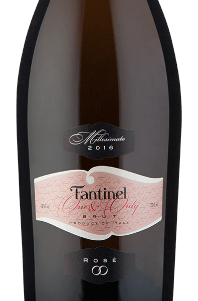 Espumante Fantinel One & Only Rosé Brut 2016