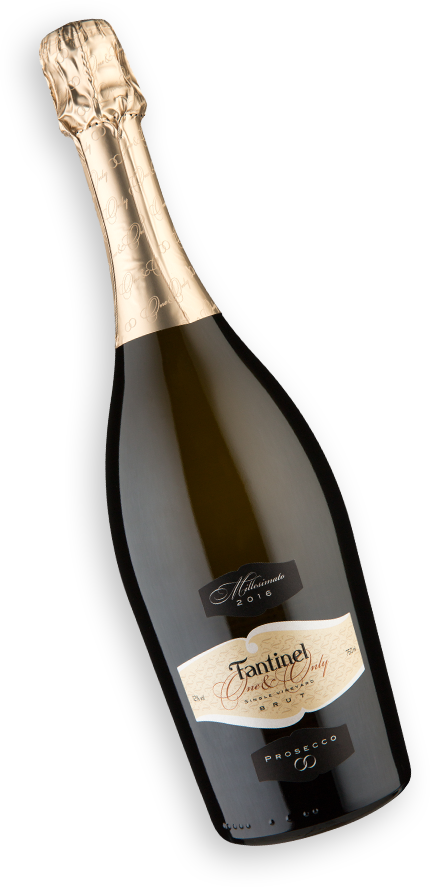 Espumante Fantinel One & Only D.O.C. Prosecco Brut 2016