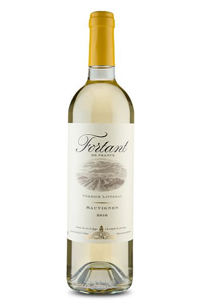 Fortant De France Terroir Littoral Sauvignon Blanc 2016