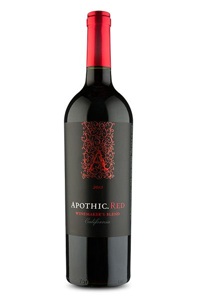 Apothic Red Winemaker´s Blend 2015