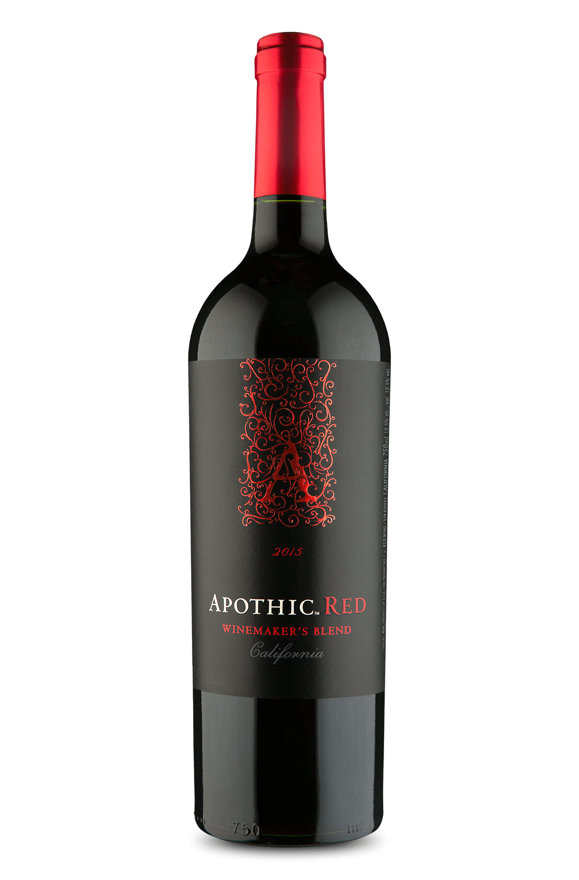 Apothic Winemaker's Blend Califórnia Red 2015