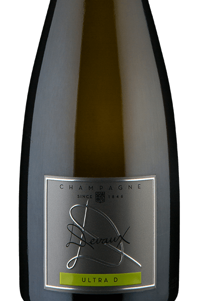 Champagne Devaux Ultra D Aged 5 Years Extra Brut