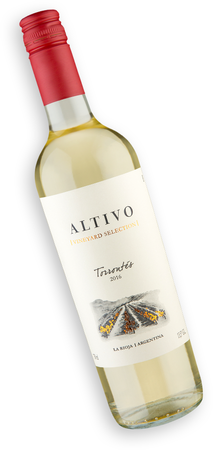 Altivo Vineyard Selection La Rioja Torrontés 2016