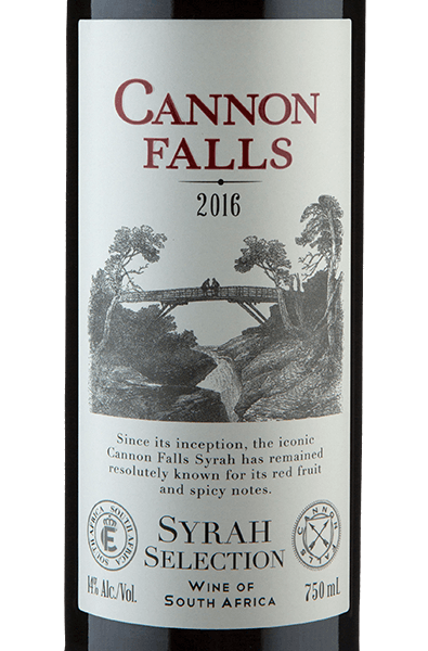 Cannon Falls Selection Syrah 2016