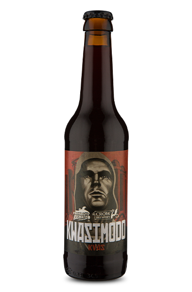 Freigeist Kwasimodo Kwas (Inspired Sour Fruit Ale) 330 ml
