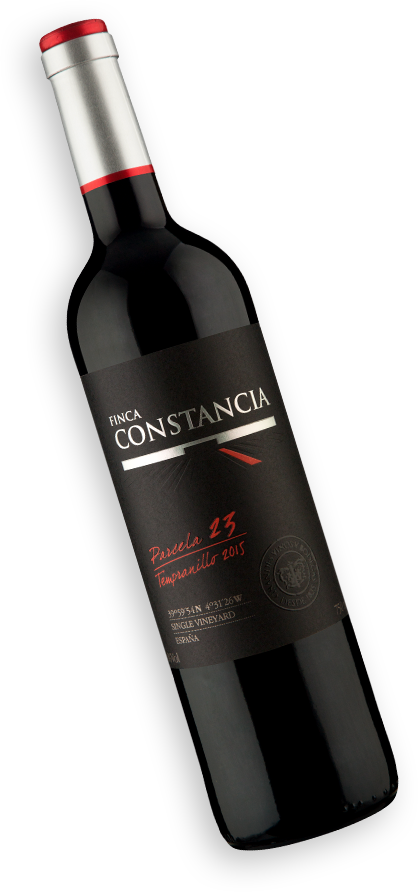 Finca Constancia Parcela 23 Single Vineyard Tempranillo 2015