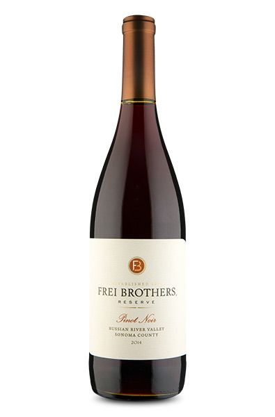 Frei Brothers Reserve Russian River Pinot Noir 2014