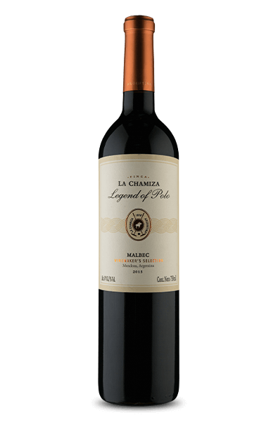 Finca La Chamiza Legend of Polo Winemaker's Selection Mendoza Malbec 2015