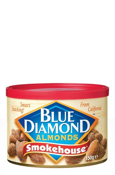 Amêndoas Blue Diamond Smokehouse 150g
