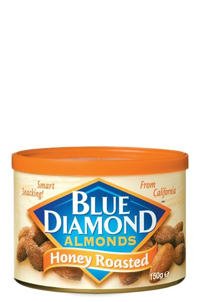 Amêndoas Honey Roasted Blue Diamond 150 g