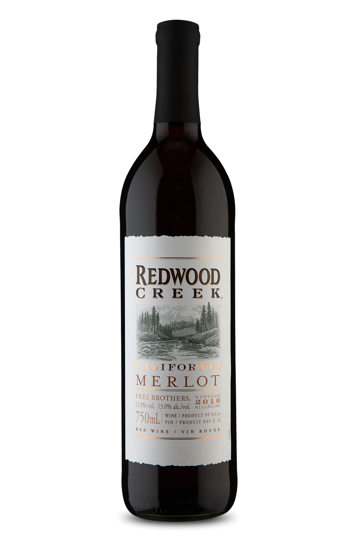 Redwood Creek Califórnia Merlot 2016