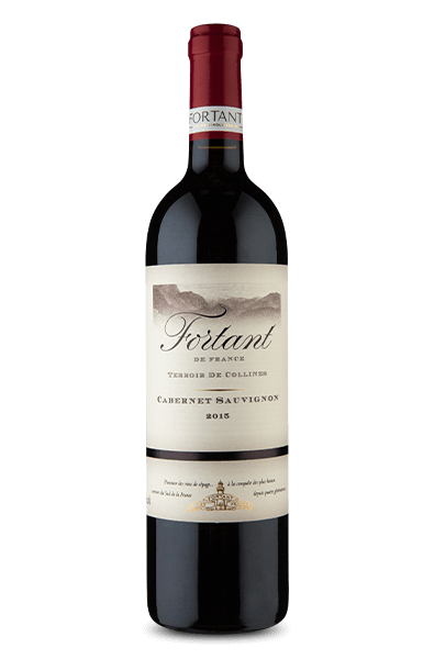 Fortant de France Terroir de Collines Cabernet Sauvignon 2015