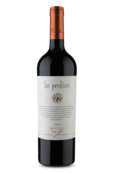 Las Perdices Don Juan Reserva Mendoza 2013