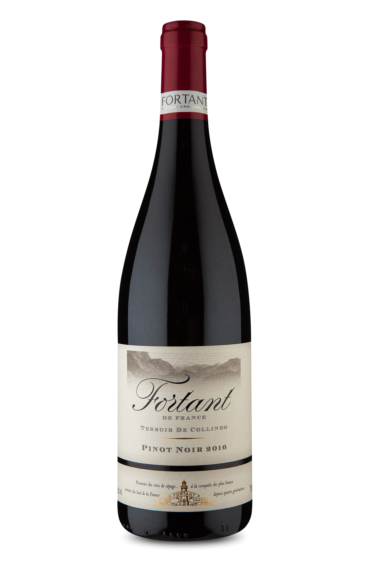 Fortant de France Terroir de Collines Pinot Noir 2016