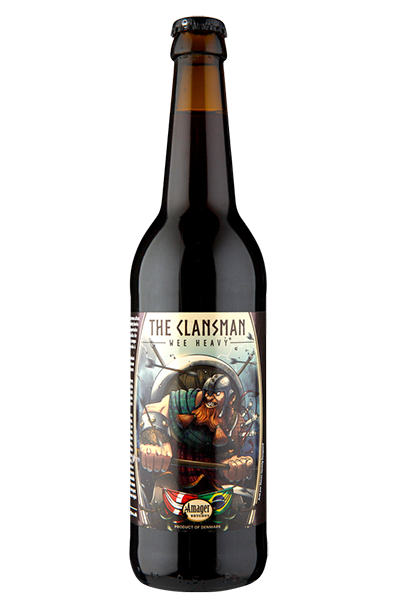 Amager The Clansman Scottish Wee Heavy 500 ml