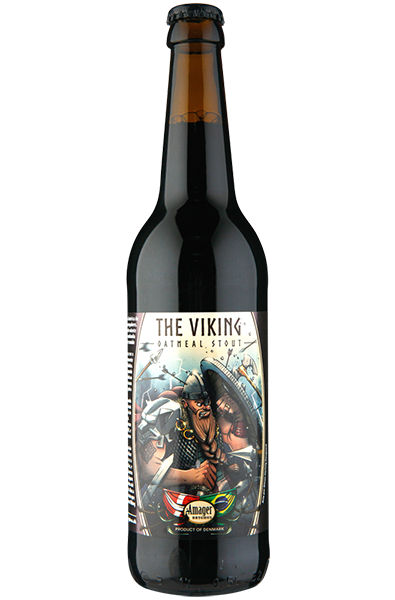 Amager The Viking Oatmeal Stout 500 ml