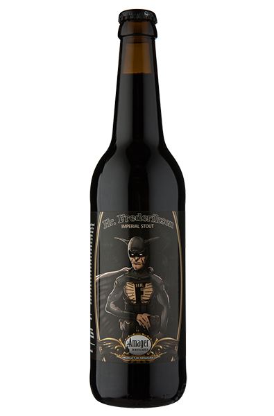 Amager Hr. Frederiksen Imperial Stout 500 ml