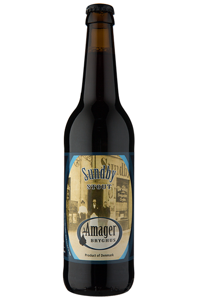 Amager Sundby American Stout 500 ml