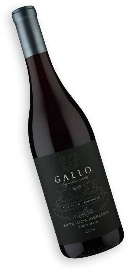 Gallo Signature Series Santa Lucia Highlands Pinot Noir 2014