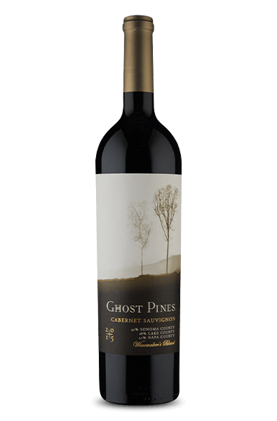 Ghost Pines Winemakers Blend Cabernet Sauvignon 2015