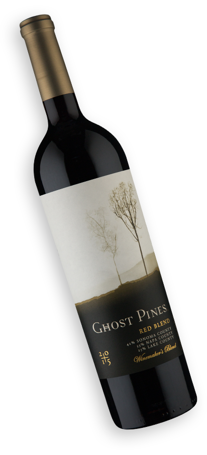 Ghost Pines Winemaker's Blend Red 2015