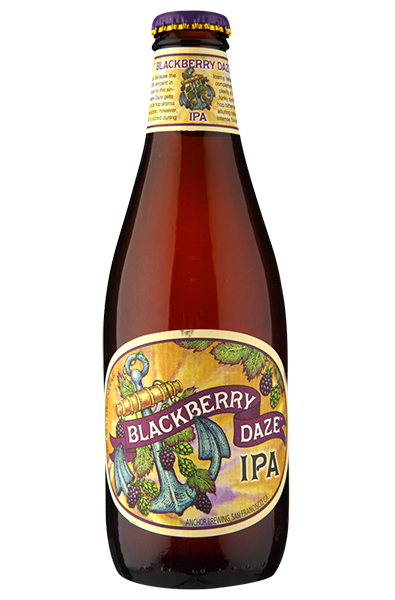 Anchor Blackberry Daze IPA 355 ml