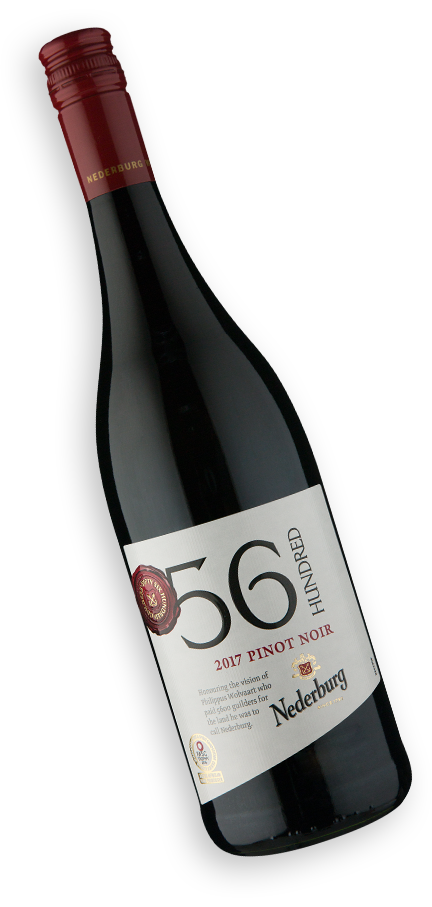 Nederburg 56 Hundred Pinot Noir 2017.