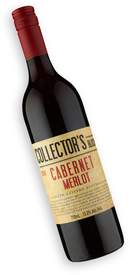 Collector's Block Cabernet Merlot 2016