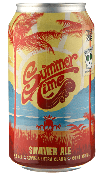 Overhop Summer Time Summer Ale 355ml
