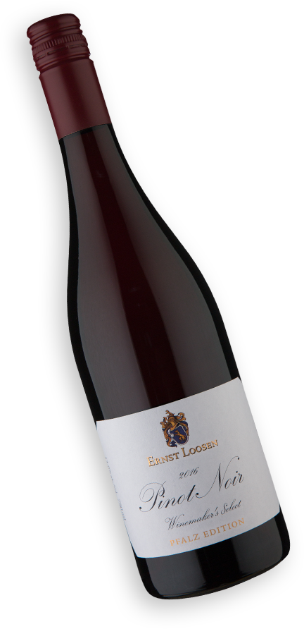 Ernst Loosen Winemakers Select Pfalz Edition Pinot Noir 2016