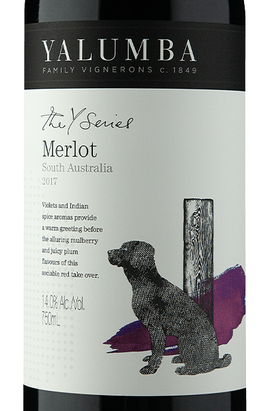 Yalumba The Y Series Merlot 2017