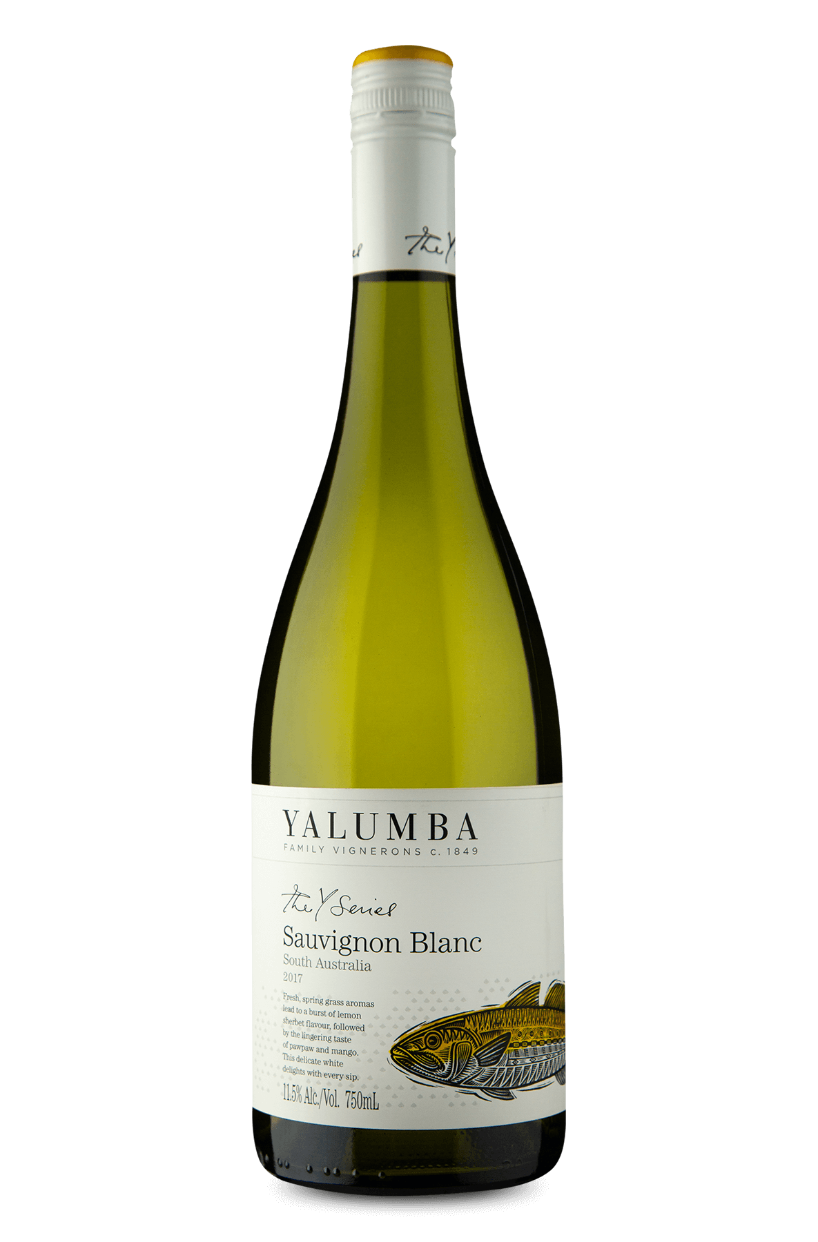 Yalumba The Y Series Sauvignon Blanc 2017