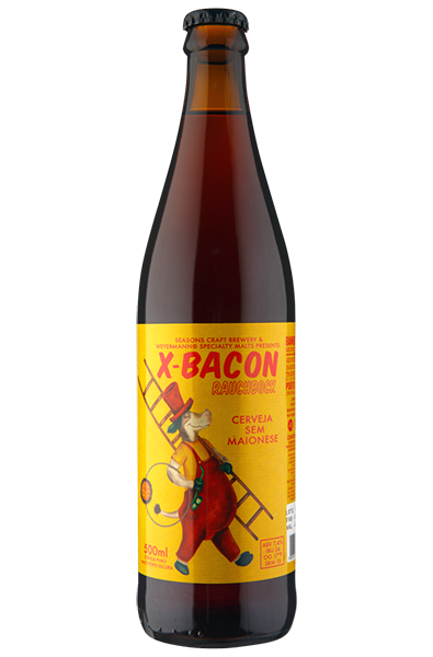 Seasons X-Bacon Rauchbock 500 ml