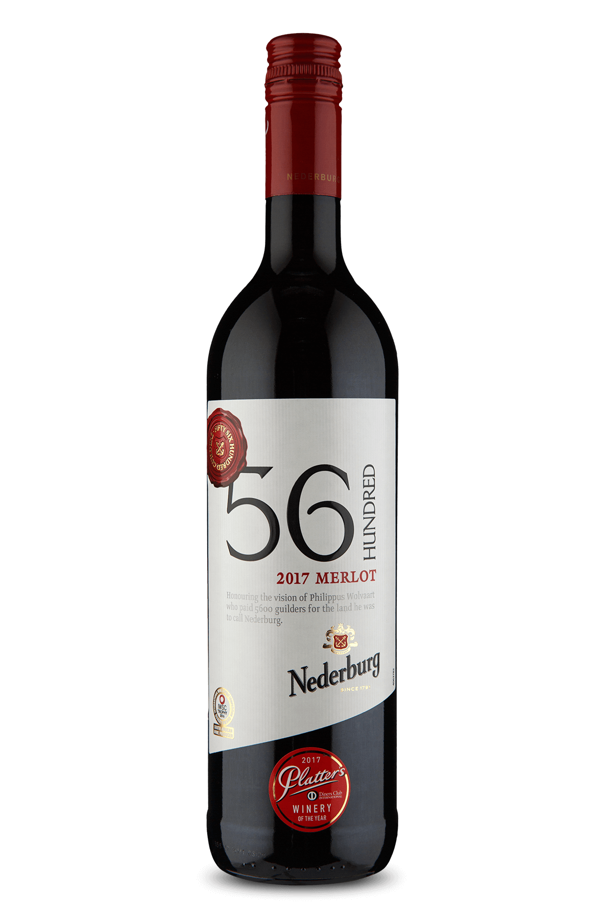 Nederburg 56 Hundred Merlot 2017