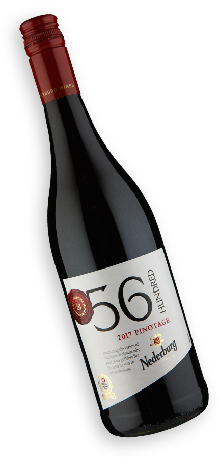 Nederburg 56 Hundred Pinotage 2017