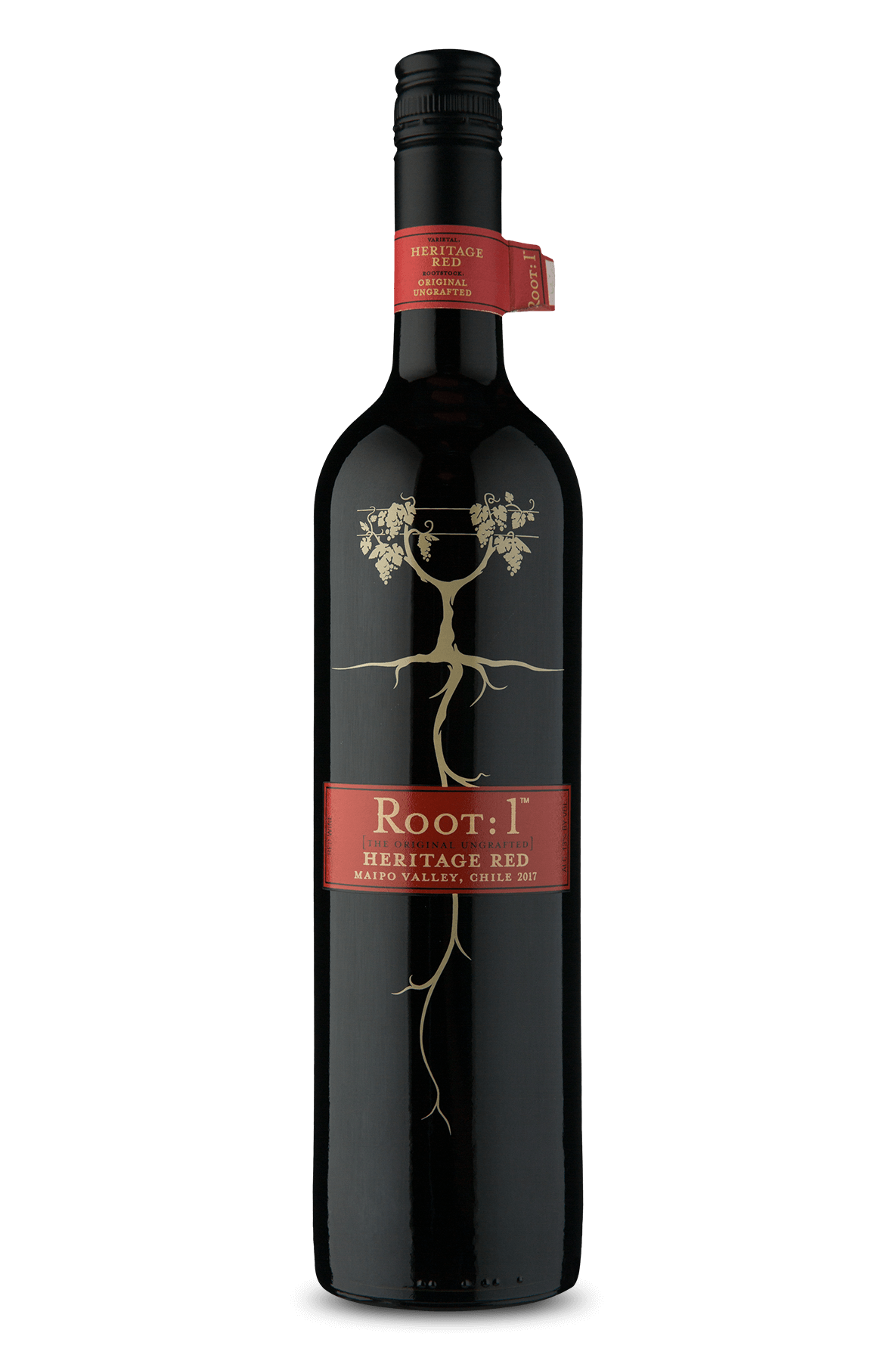 Root: 1 Reserva Heritage Red 2017