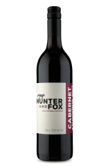 Hunter and Fox Cabernet Sauvignon 2017
