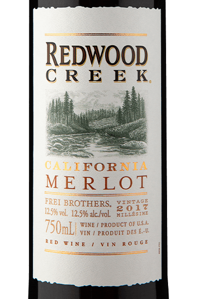 Redwood Creek Califórnia Merlot 2017