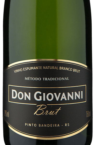 Espumante Don Giovanni Brut