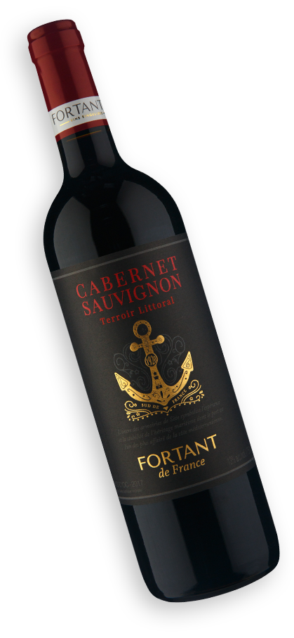 Fortant de France Terroir Littoral Cabernet Sauvignon 2017