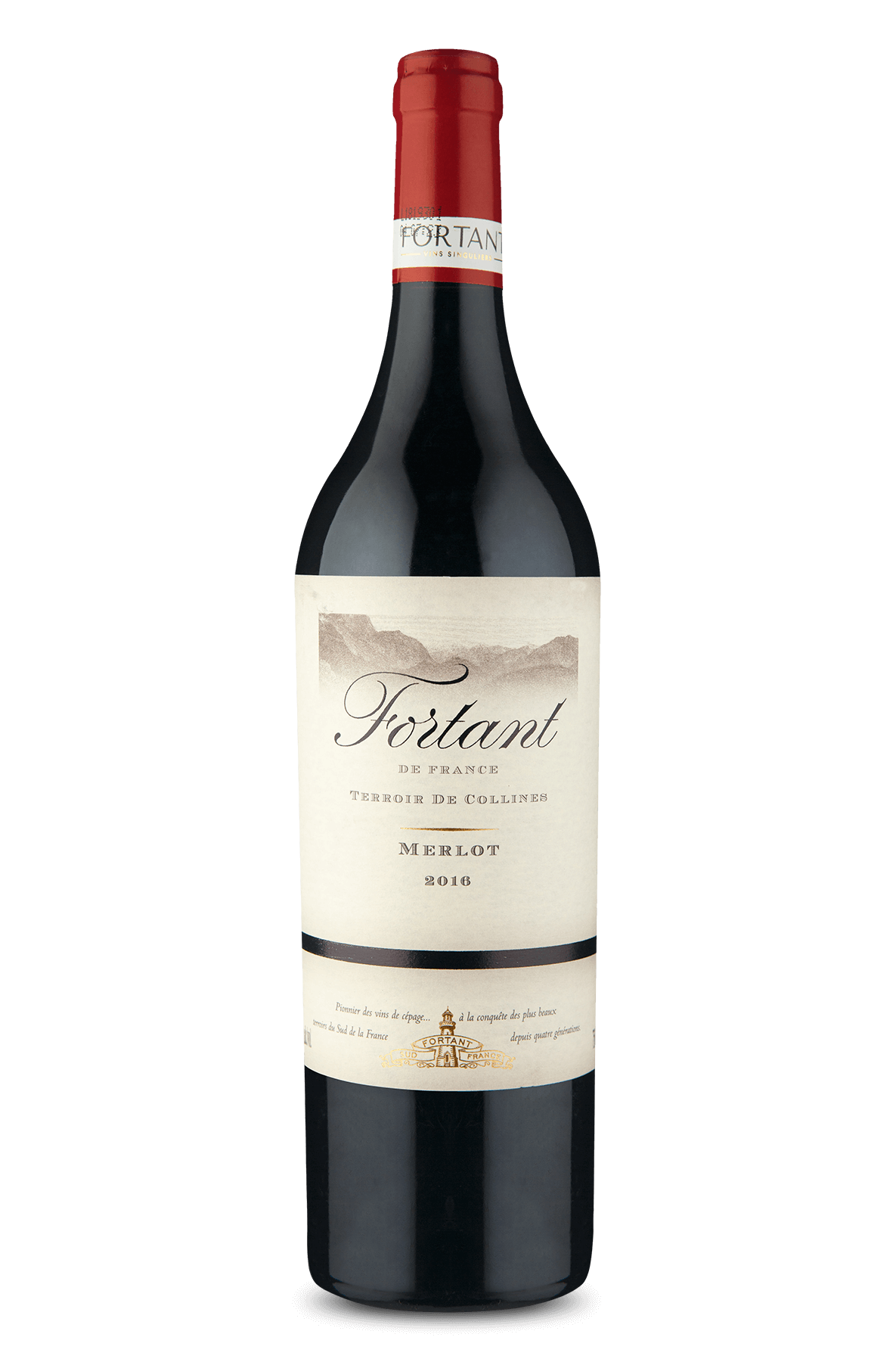 Fortant de France Terroir de Collines Merlot 2016