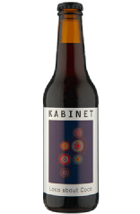 Kabinet Loco about Coco Black NEIPA 330ml
