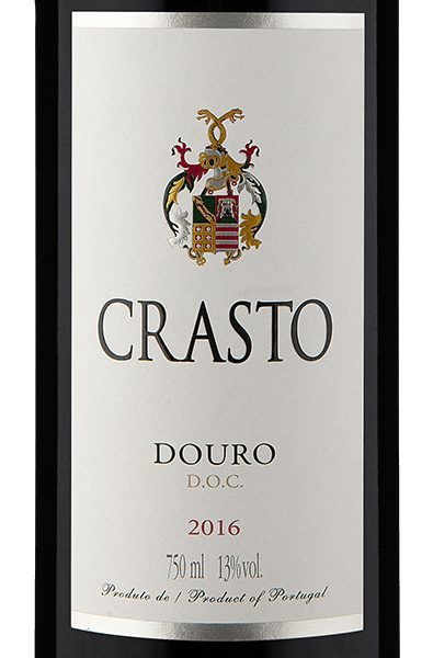 Quinta do Crasto D.O.C. Douro 2016