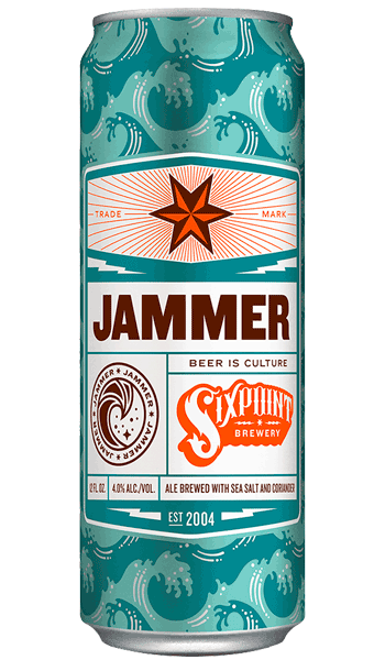 Sixpoint Jammer Gose 354ml