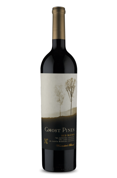 Ghost Pines Winemakers Blend Red 2016