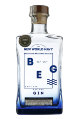 Gin Beg New World Navy 750 ml