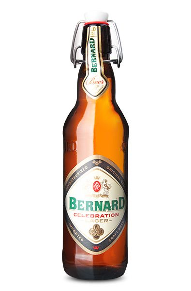 Bernard Celebration Lager - 500ml