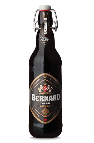 Bernard Dark Lager - 500ml