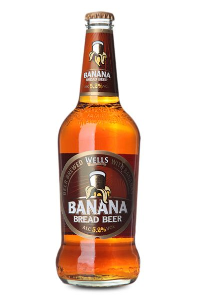 Wells Banana Bread - 500ml