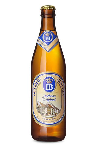 HB Original Munich Helles 500 ml